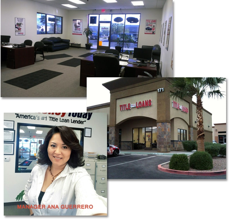 Local Boulder City NV Title Loan Services