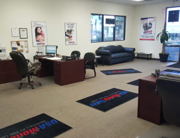 USA Money Today Henderson location picture of the interior