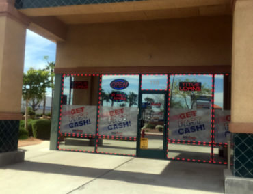 USA Money Today North Las Vegas location exterior picture 2