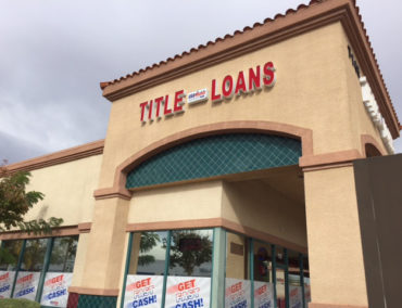 USA Money Today Title Loans North Las Vegas location exterior picture 4