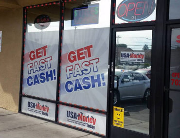 USA Money Today East Las Vegas location exterior picture 2