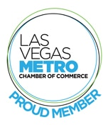 Member of the Las Vegas Metro Chamber of Commerce