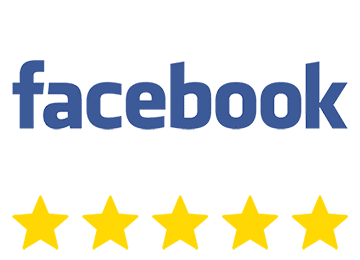 Enterprise Title Loan Company with five stars on Facebook