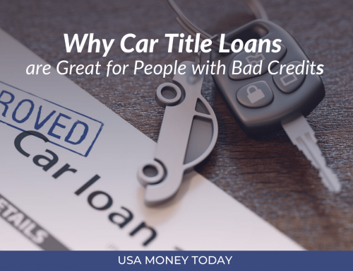 Why Car Title Loans are Great for People with Bad Credit