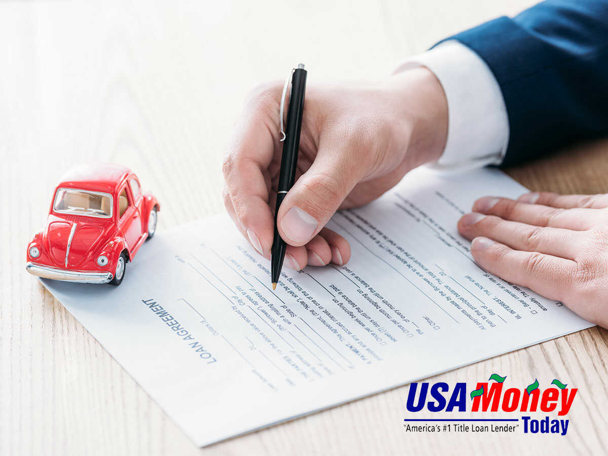 Things You Need To Have Before Getting An Auto Title Loan In Las Vegas, NV